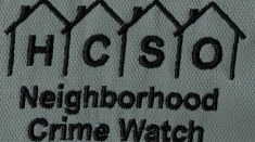 Crime Watch Patch